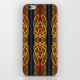 Incredible pattern iPhone Skin