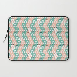 A Muddle of Wombats Laptop Sleeve