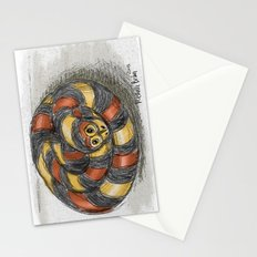 Snake Stationery Cards