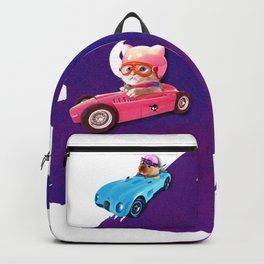 Cat and mouse Backpack