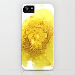 Manipura (solar plexus chakra) iPhone Case