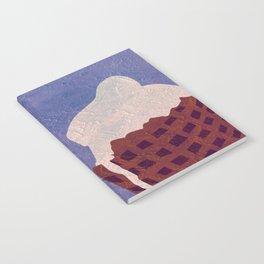 Pug frozen Notebook