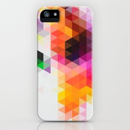 Rainfall 01 iPhone Case