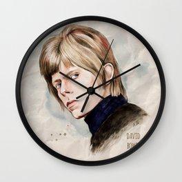 David Bowie1967 Wall Clock