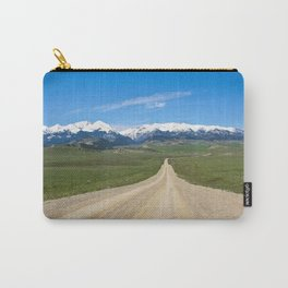 Old Country Road Carry-All Pouch