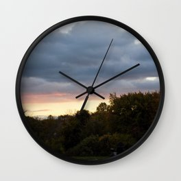 Light Prestorm Wall Clock