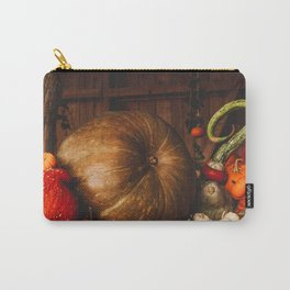 Vintage Still Life Carry-All Pouch