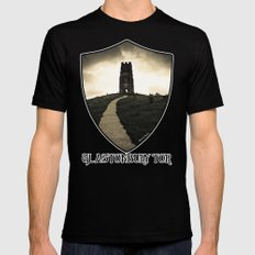 Dark Tor - Glastonbury MEDIUM Black Mens Fitted Tee