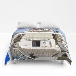 Falcon 102 SuperYacht Comforters