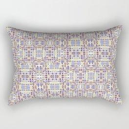 Diverse retro doodle Rectangular Pillow