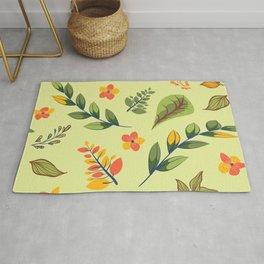 Flower Design Series 2 Rug
