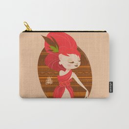 RedHair Diva Carry-All Pouch