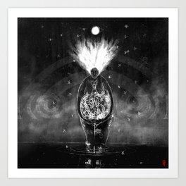 Haelung (Healing) Art Print