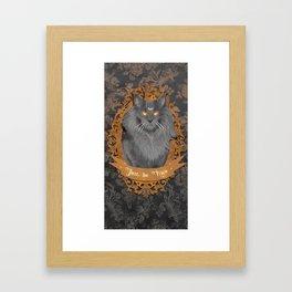 Gaucho Framed Art Print