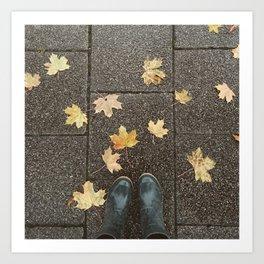 Autumn No.3 Art Print