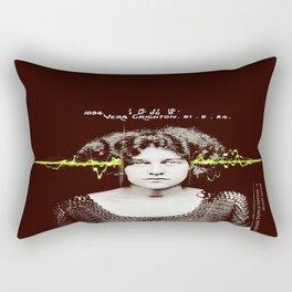 Paracusia Rectangular Pillow