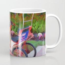 Surrey Bikes 2 Coffee Mug
