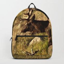 Bull Elk Backpack