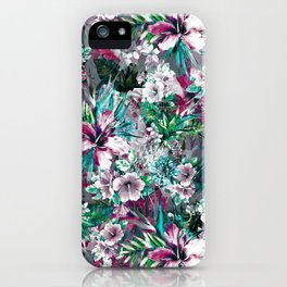 Tropical Junge IV iPhone Case