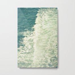 Sea Adventure - Ocean Crossing III Metal Print