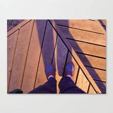 Deck Dreams Canvas Print