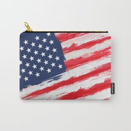 Flag of the United States of America Carry-All Pouch