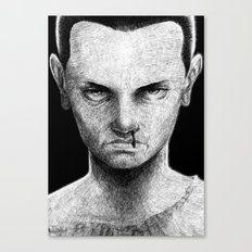 Mental (without text) Canvas Print