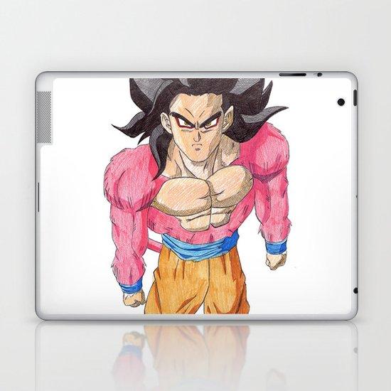 GOKU SSJ4 Laptop & iPad Skin