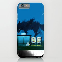 Early hours iPhone Case