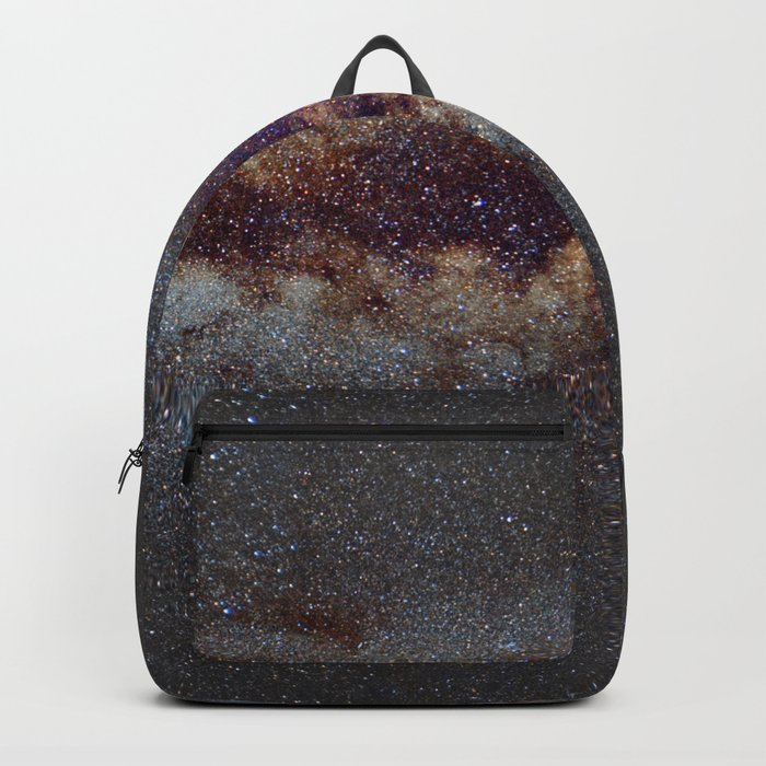 The Milky Way: from Scorpio and Antares to Perseus Backpack