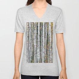 Aspensary forests Unisex V-Neck