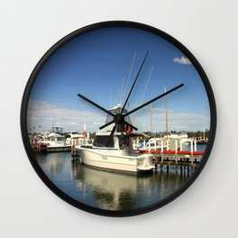 Lakes Entrance - Australia Wall Clock