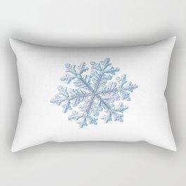 Real snowflake - Hyperion white Rectangular Pillow