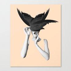 Oh My! Canvas Print