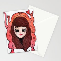The Heart Queen Stationery Cards