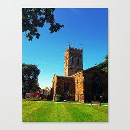 St Giles Canvas Print