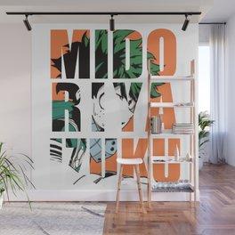 Mido in Impact Wall Mural