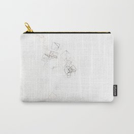 square fantasy tiny details Carry-All Pouch