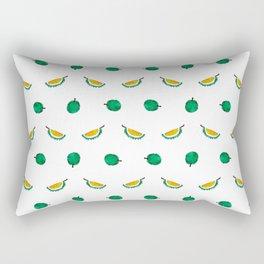Durian - Singapore Tropical Fruits Series Rectangular Pillow