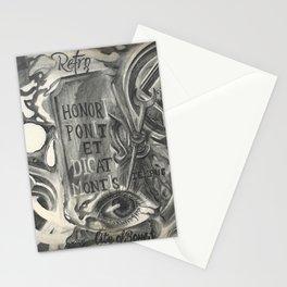Random #2 - Cuthna Antiqua Stationery Cards