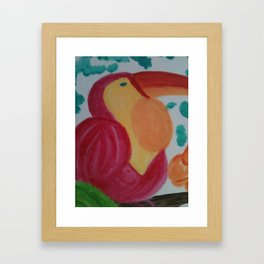 Toucan Framed Art Print