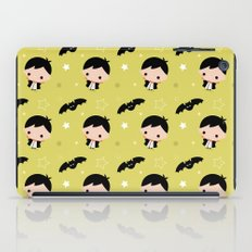 Kawaii Dracula iPad Case
