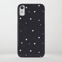 stars pattern iPhone Case