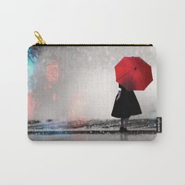 Let It Rain Carry-All Pouch