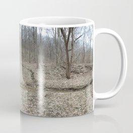 Leaves in fall Coffee Mug