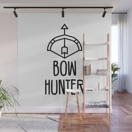 Bow Hunter Wall Mural