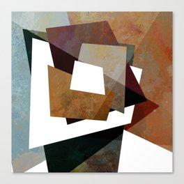 Design V Canvas Print