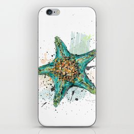 Star Fish iPhone Skin