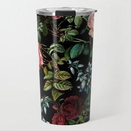 Floral Jungle Travel Mug