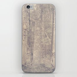 The Woods iPhone Skin